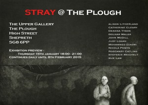 Stray @ The Plough Jan15