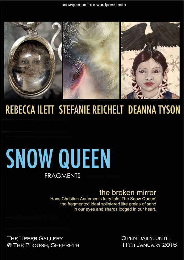 snow-queen-fragments-poster